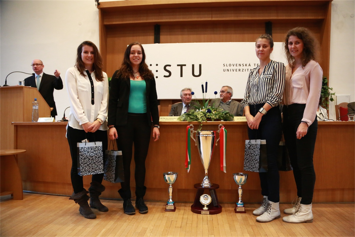 rektor studenti 2014 ocenenie