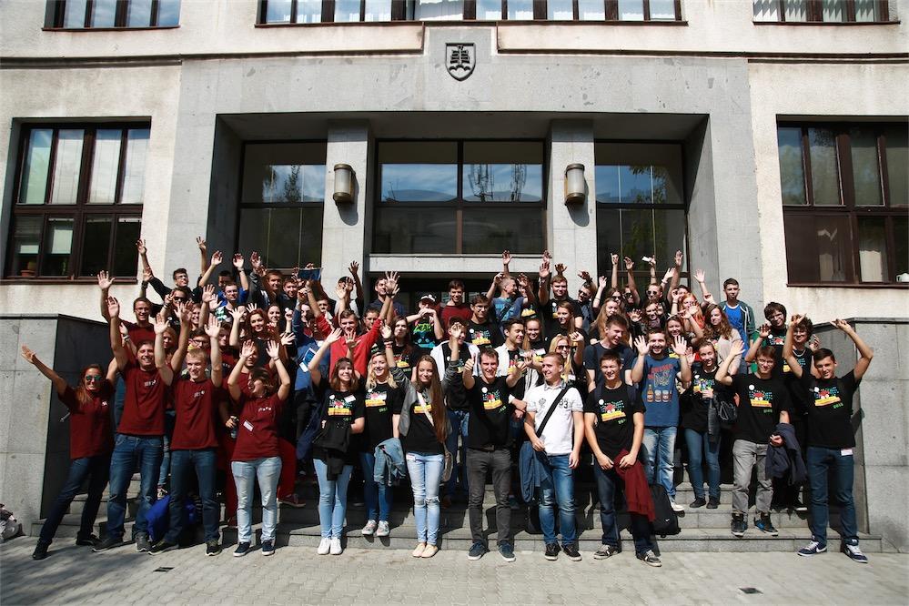 Letná univerzita pre stredoškolákov 2015