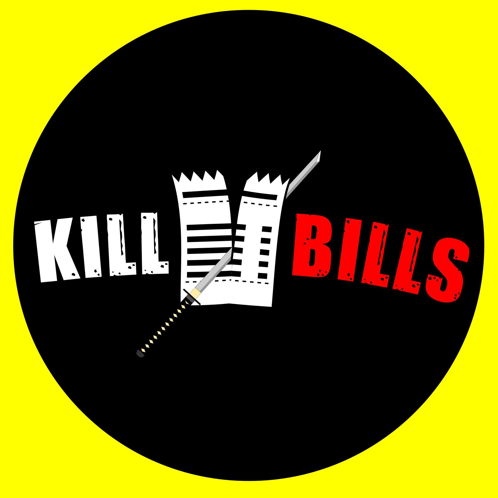 kill bills logo