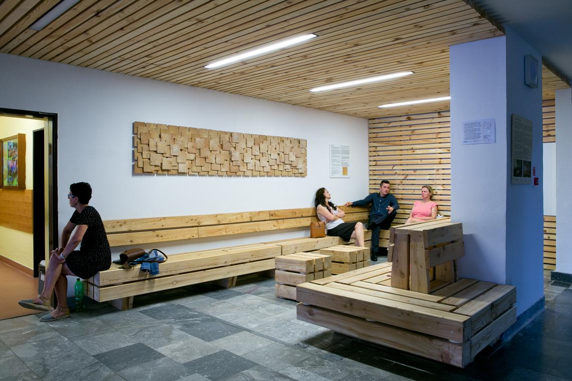 Projekt STU spríjemňuje prostredie nemocnice