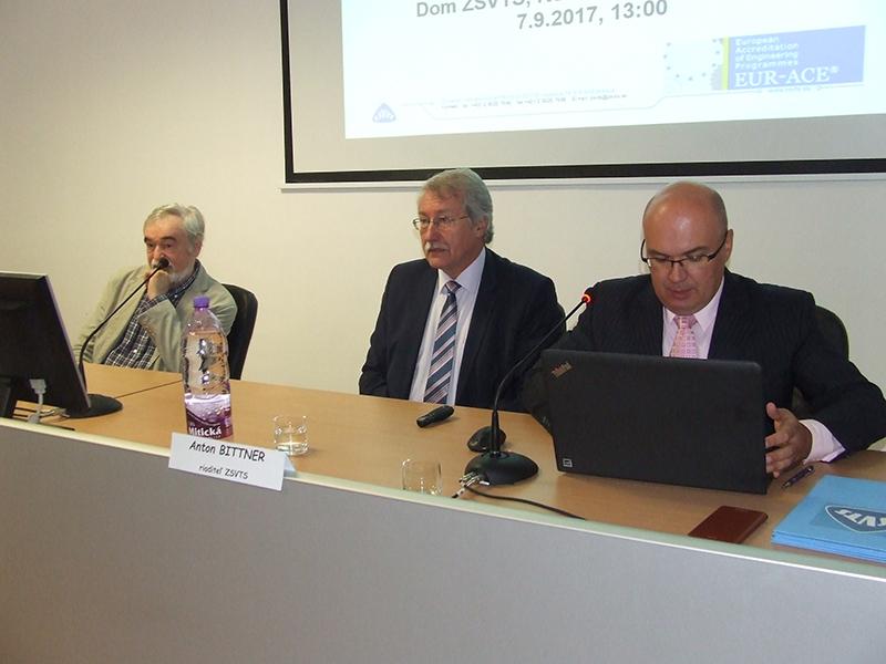 Stavebná fakulta STU získala certifikát EUR-ACE