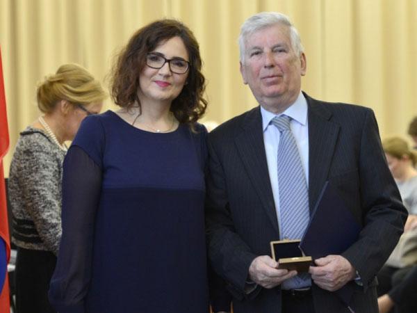medaila gorazd prof koloman ulrich