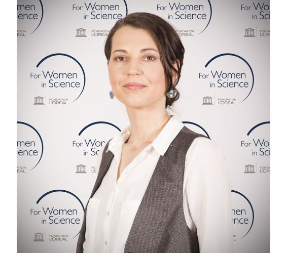 Mariana Derzsi víťazkou Women in Science 2018