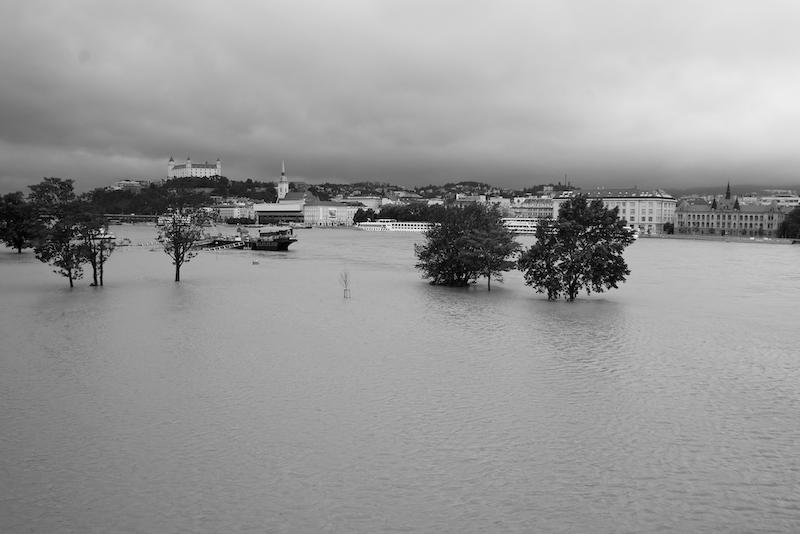 klima povodne