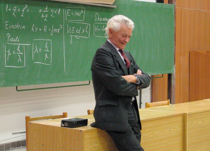 Spomienka na profesora Krempaského