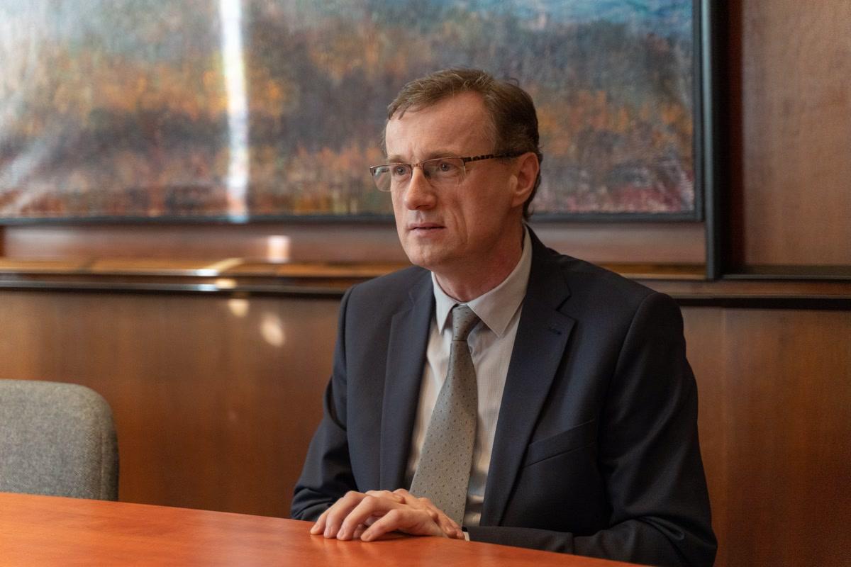 Rozhovor s Miroslavom Fikarom rektorom STU