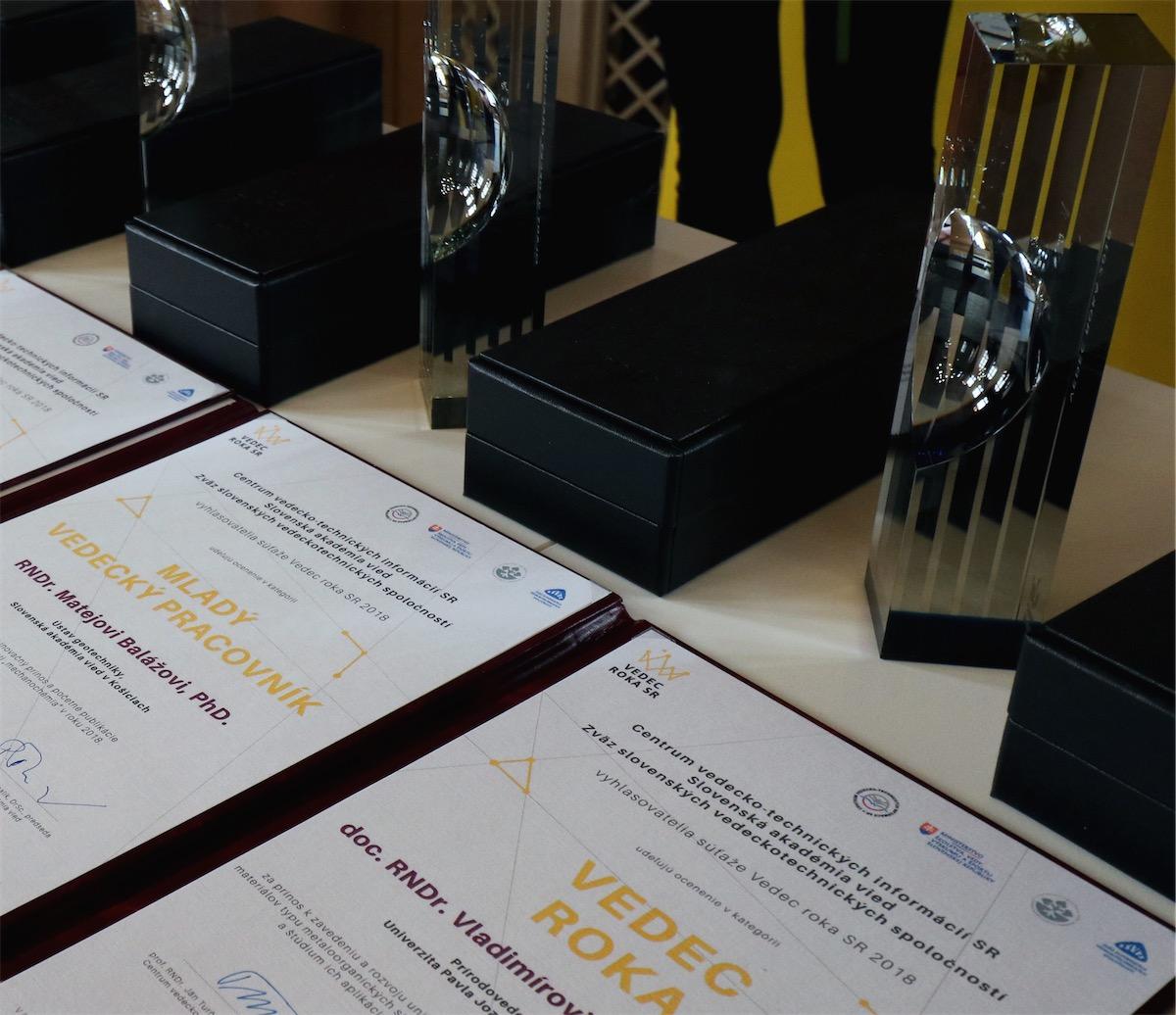 Profesor Otokar Grošek je laureátom ocenenia Vedec roka 2018