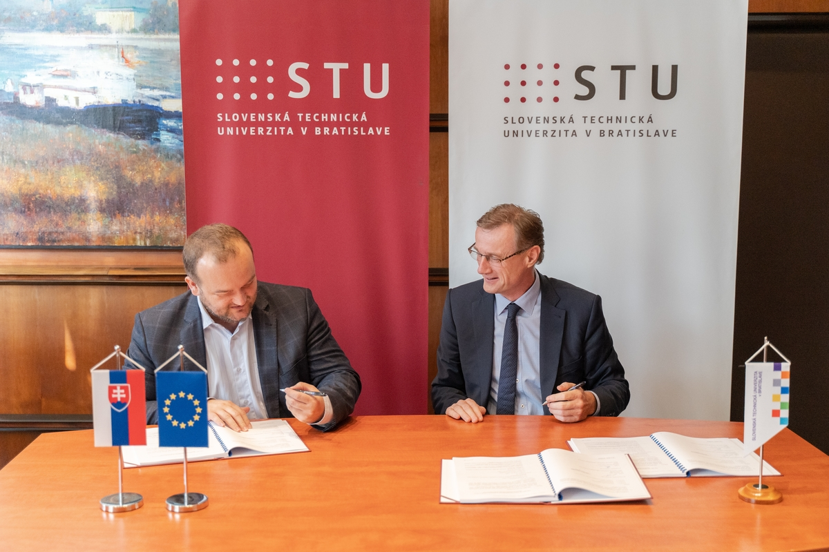 Slovenská technická univerzita získala 10 miliónový výskumný grant