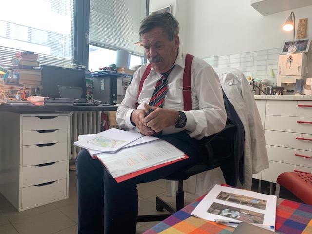 Doc. Ing. Ladislav Štibrányi, CsC. (FCHPT STU)