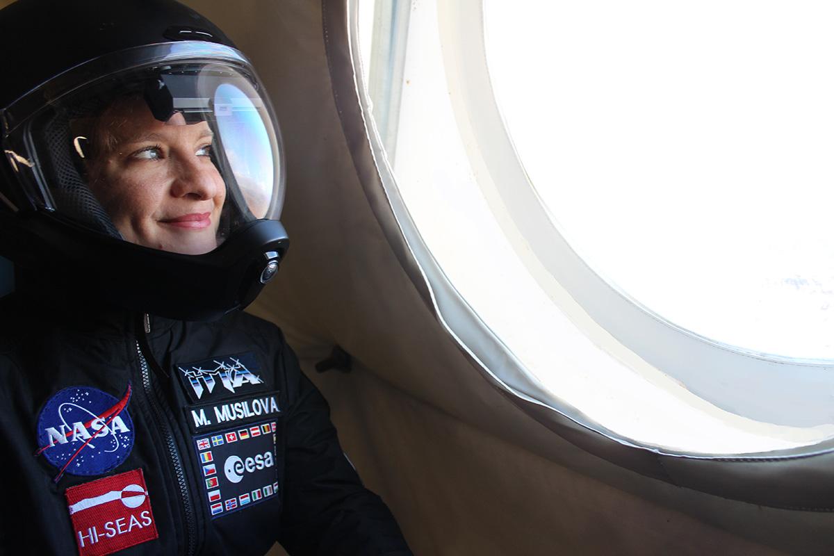 Svetová Žena z Marsu pôsobí aj na STU