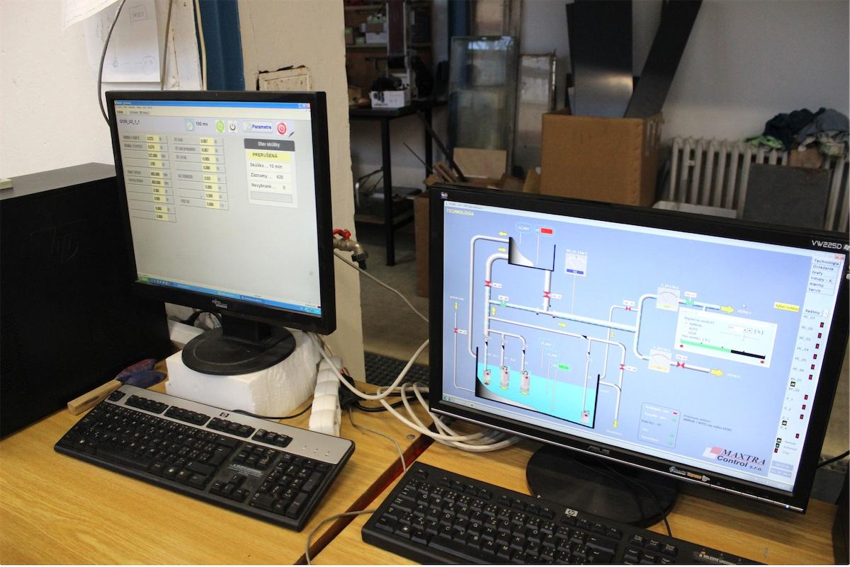 svf hydrotechnicke laboratorium