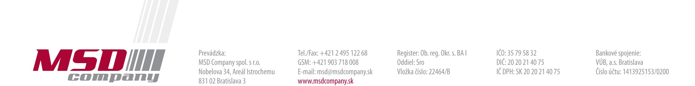 MSD Company