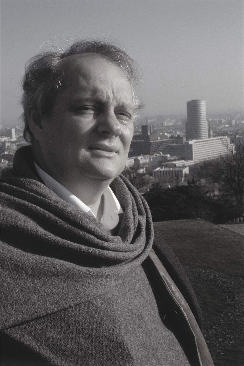 Ing. arch. Martin Kusý