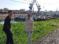 Martin Dubiny a Katarína Mackovičová sa venujú v dizertačných prácach zimnému prístavu.