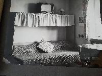 Pôvodná izba po otvorení Mladej gardy
