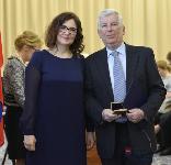 Medaila sv. Gorazda pre profesora Ulricha